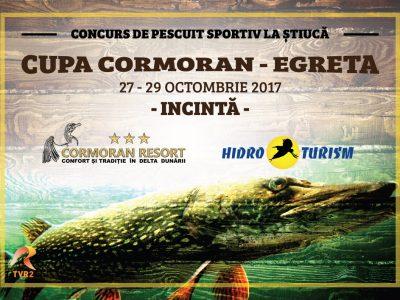 Cupa Cormoran Egreta Incinta
