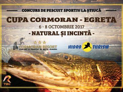 Cupa Cormoran Egreta