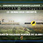 CUPA CORMORAN HIDROTURISM 19-20 mai 2018